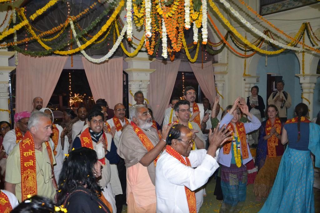 Festival at Munger Mandir