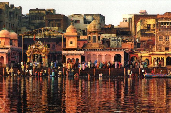 Vrindavan Keshi Ghat