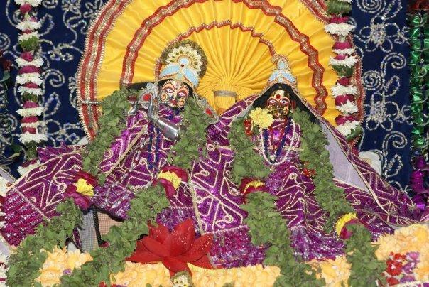 Sri Sri Radha Mohan at Munger Mandir