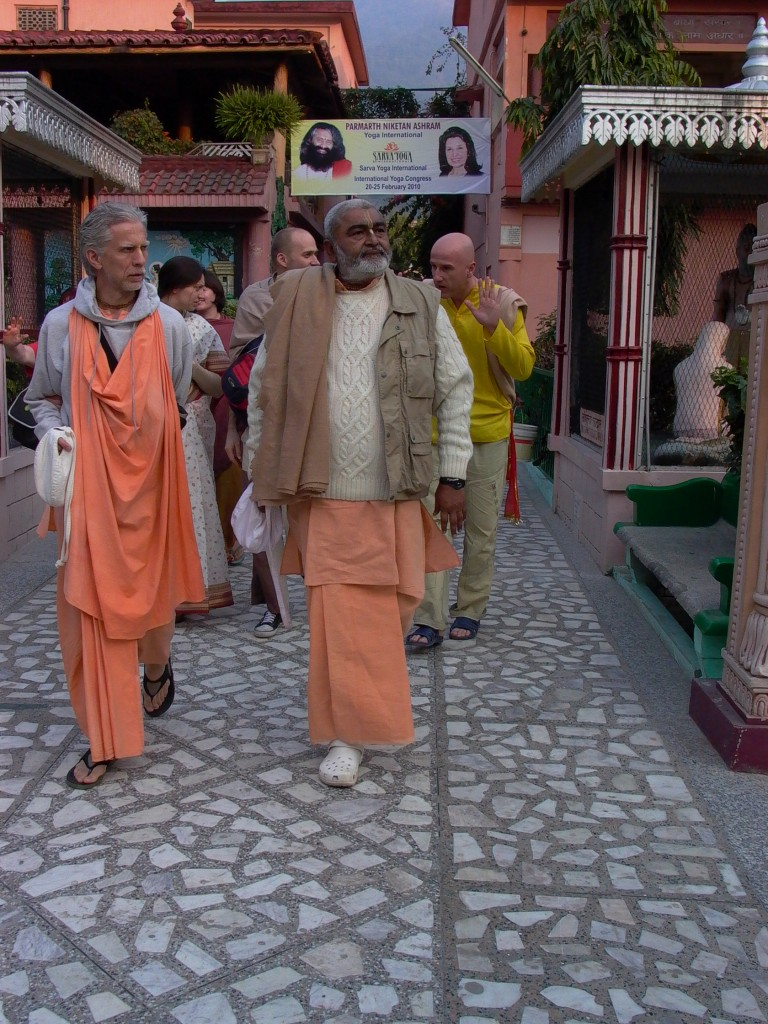 Sadhu Maharaja in Risikesh