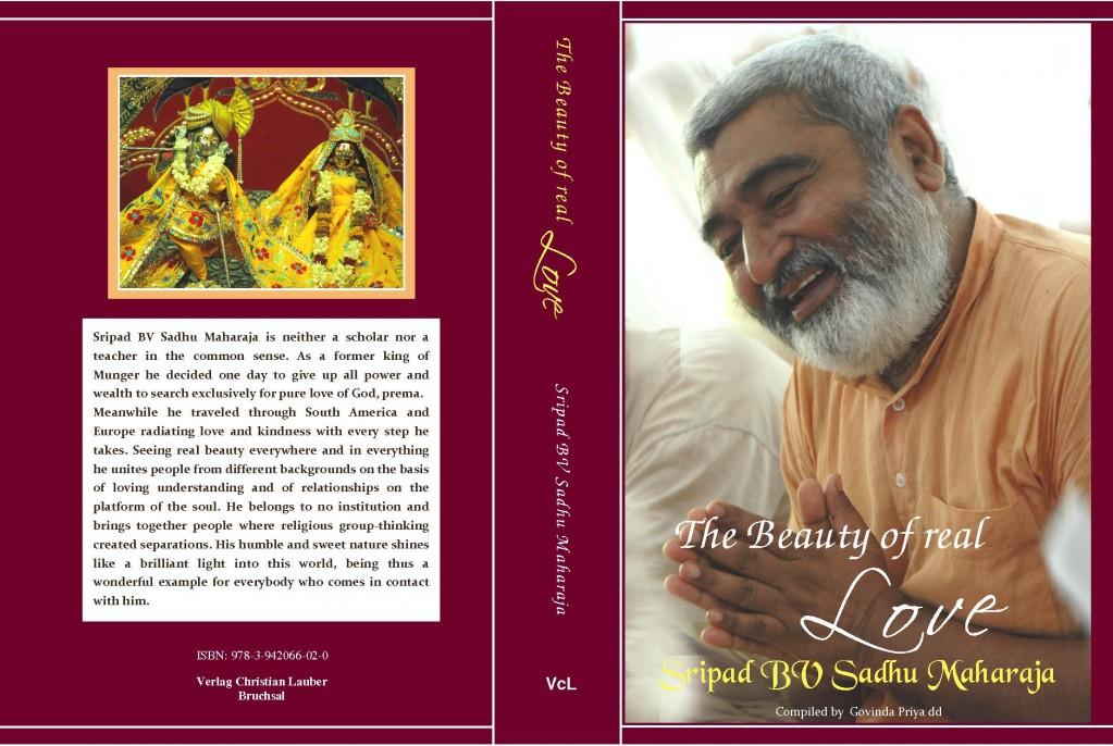 Book Cover Sadhu Maharaja: The Beauty of Real Love