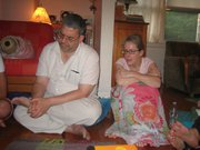 Program at Madhuri's House
