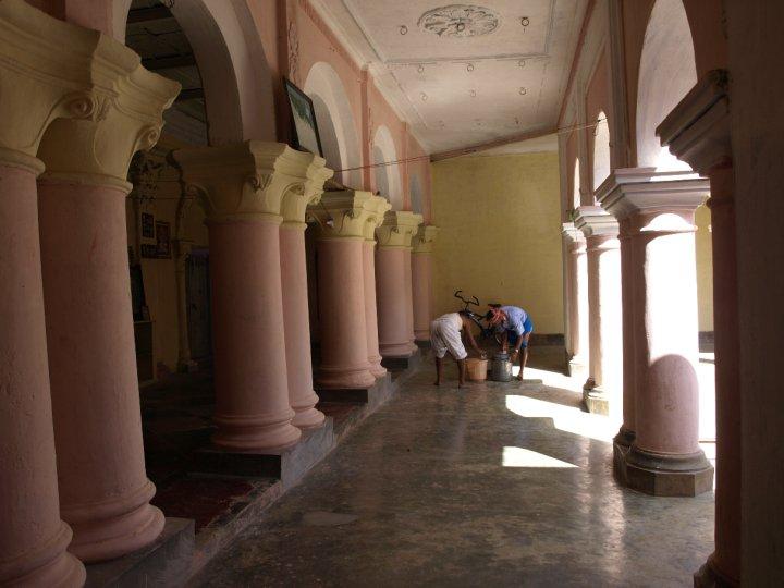 Jamdaha Template Restauration March 2010